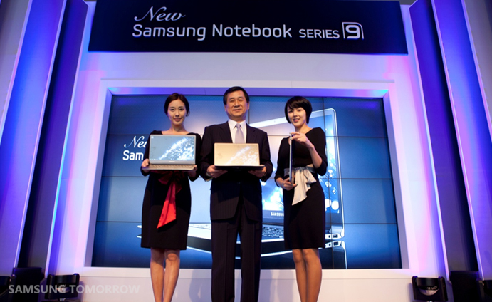 New Samsung Notebook Series 9 Launches in South Korea (with Infographic) –  Samsung Global Newsroom