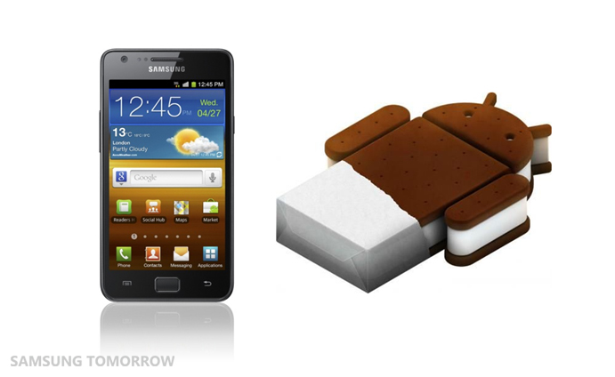 Samsung Offers Android 4.0 Ice...