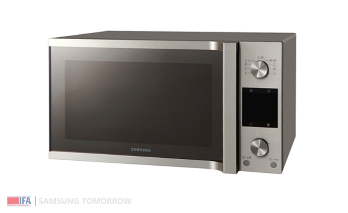 Samsung Introduces New Ovens At Ifa 2012 Samsung Global