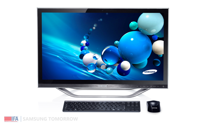 Samsung Unveils All New All In One Pc At Ifa 2012