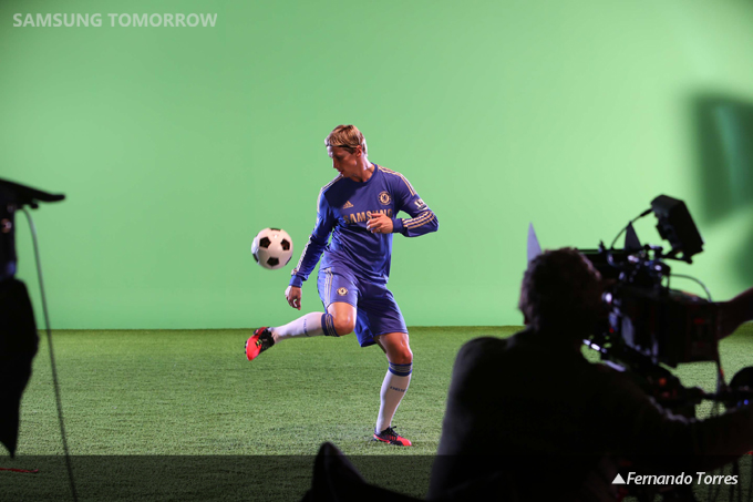 Dream the Blues campaign ambassador-Torres