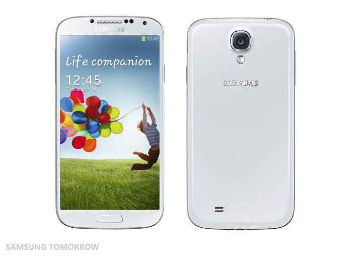 Samsung Introduces the GALAXY S 4