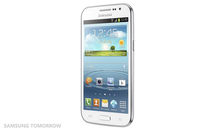 Samsung Announces the GALAXY Win
