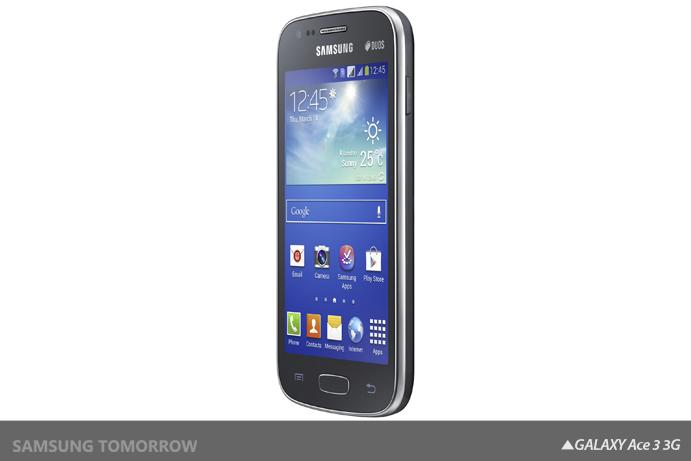 GALAXY Ace 3 3G