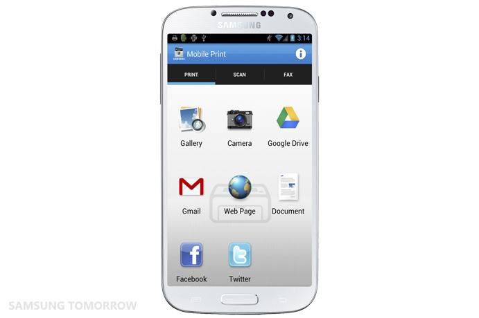 samsung mobile app