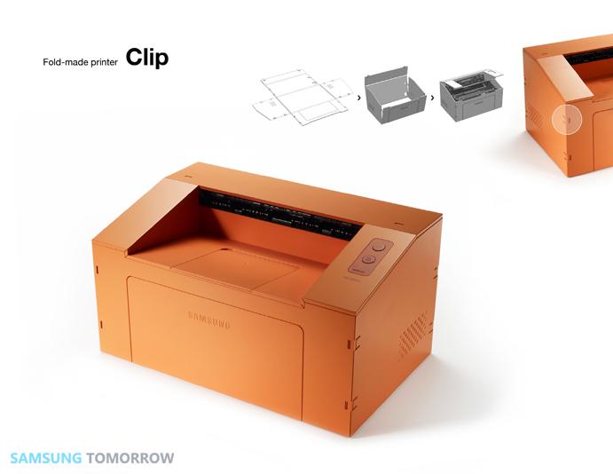 Gold Award Winning Clip Printer