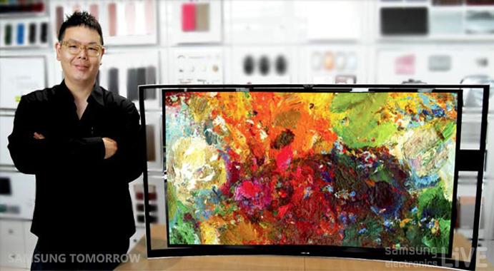 Sungil Bang, Senior Designer, Design Team, Samsung Electronics