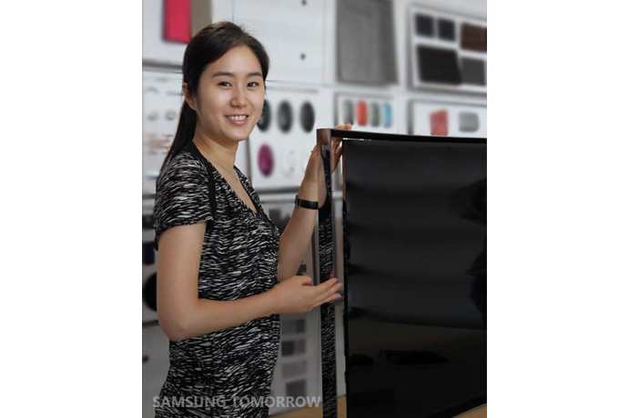 Hyesung Park, Designer, Design Team, Samsung Electronics