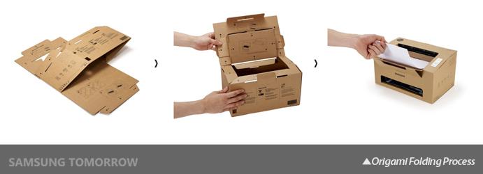 Origami Folding Process