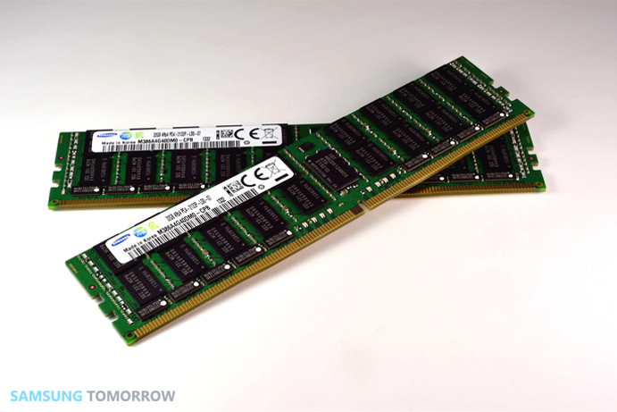 Mass Producing Industry's Most Advanced DDR4