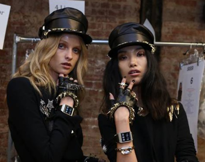 New York Fashion Week Spring 2014' - 15