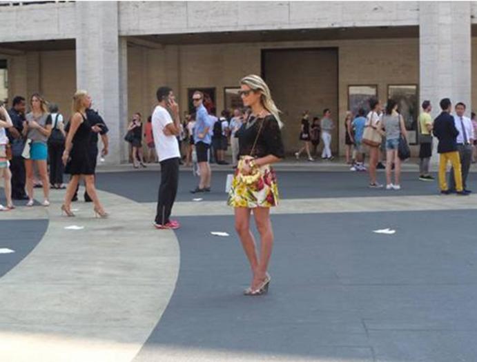New York Fashion Week Spring 2014' - 36