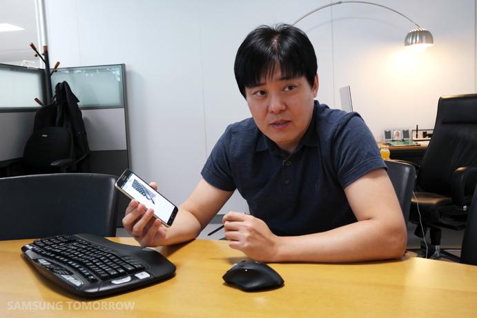 J. Seo, Vice President, Service R&D Team, Mobile Communication, Samsung Electronics