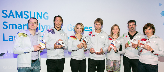 Samsung Smart Olympic Games 1