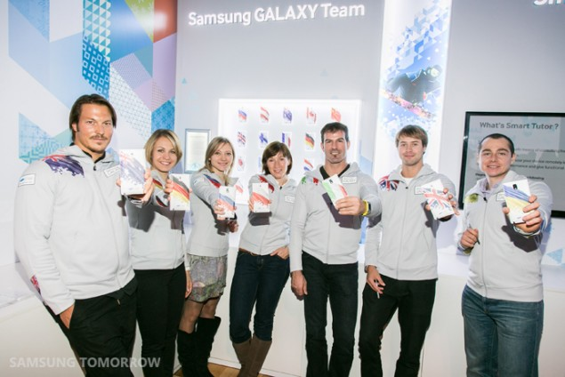 Samsung Smart Olympic Games 4