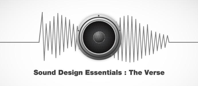 Sound Design Essentials- The Verse header