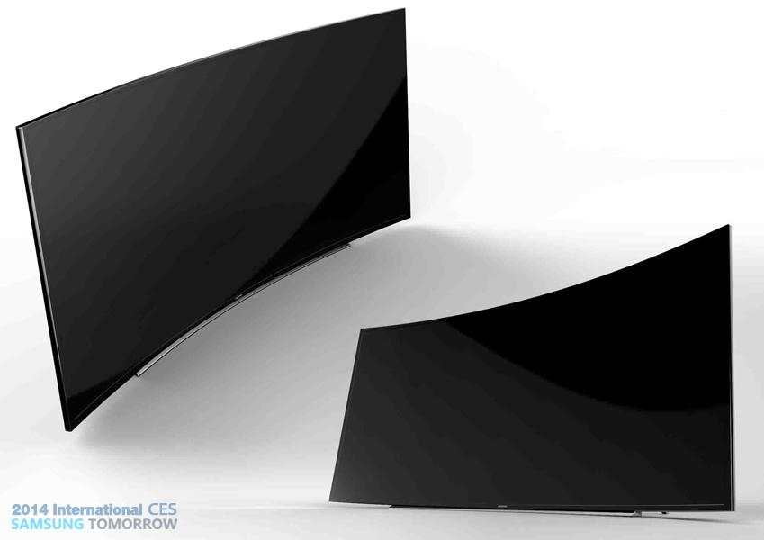 105'Curved_UHD TV