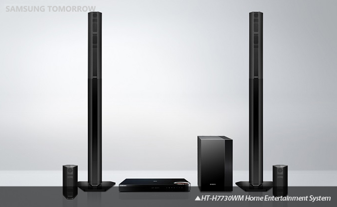 HT-H7730WM Home Entertainment System