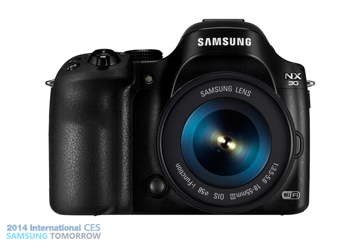 NX30 and 18-55mm