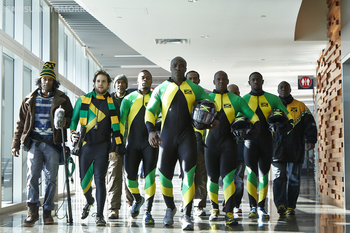 Samsung Supports Jamaican Bobsleigh Team