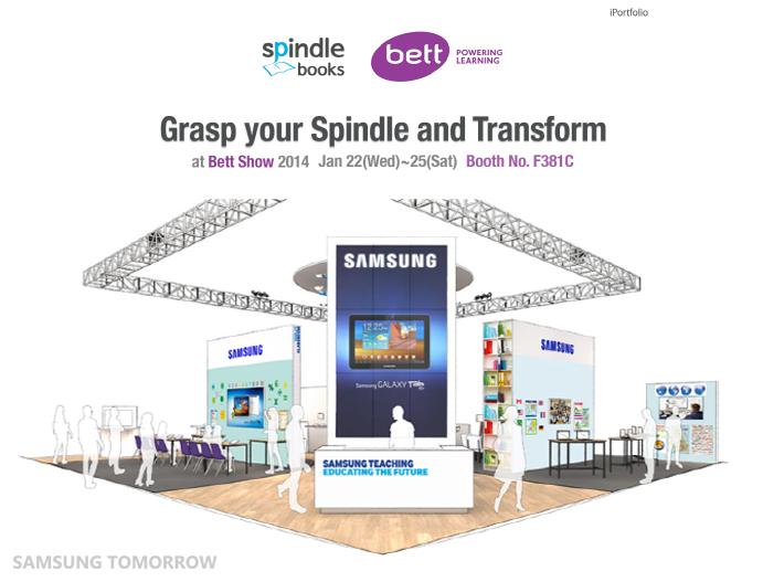 Samsung at bett_01
