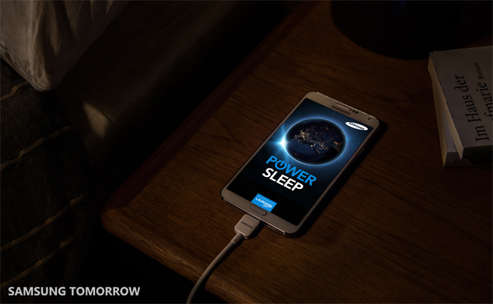 power sleep app