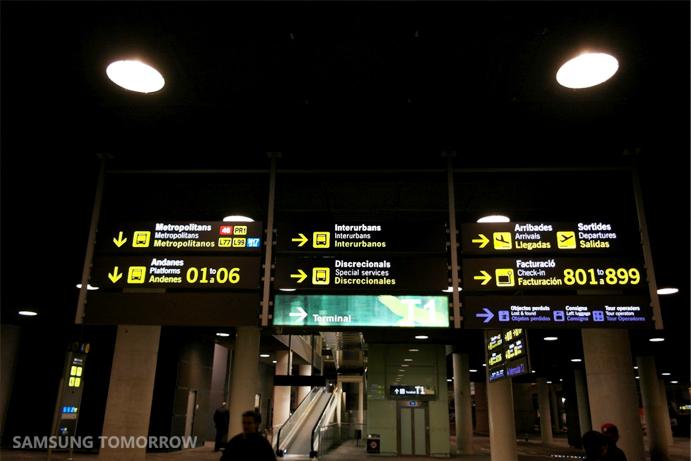 El Prat de Llobregat international airport