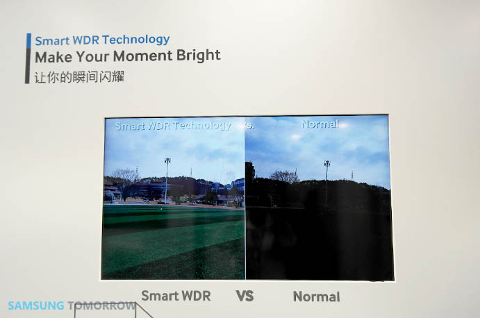 Smart WDR Technology