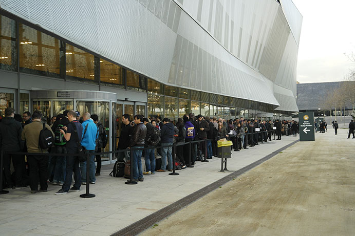 the line of the samsung unpacked
