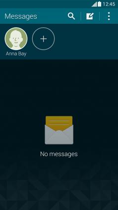 8. Set 'Priority Senders' in the messaging app (2)