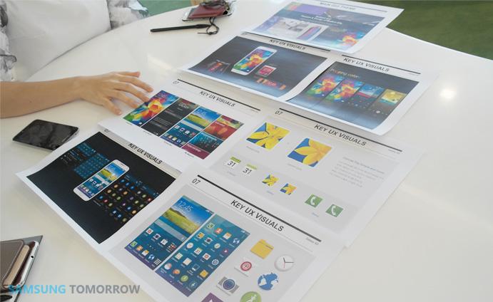 Galaxy S5 Design Concept