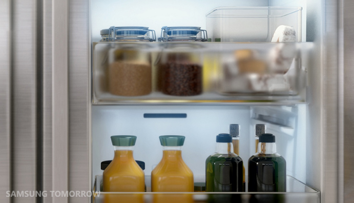Keep-the-items-you-use-most-at-the-front-of-the-fridge