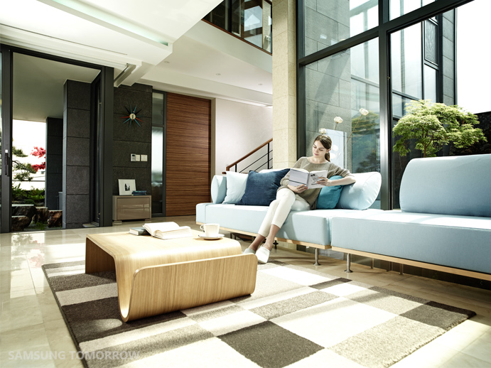 Samsung S Triangle Air Conditioner Offers 5 Interesting