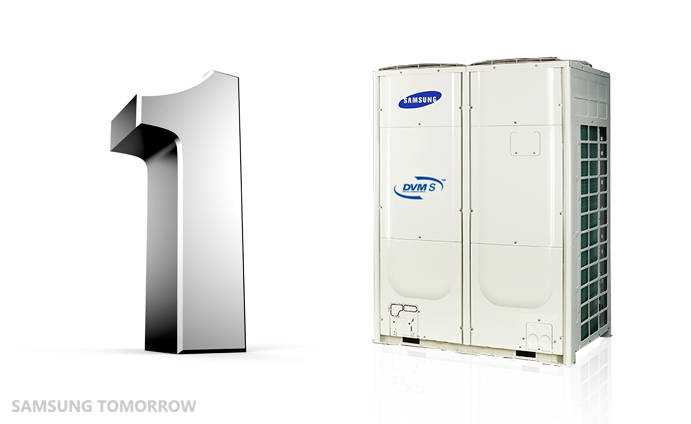 Samsung DVM S range receives a World first Eurovent