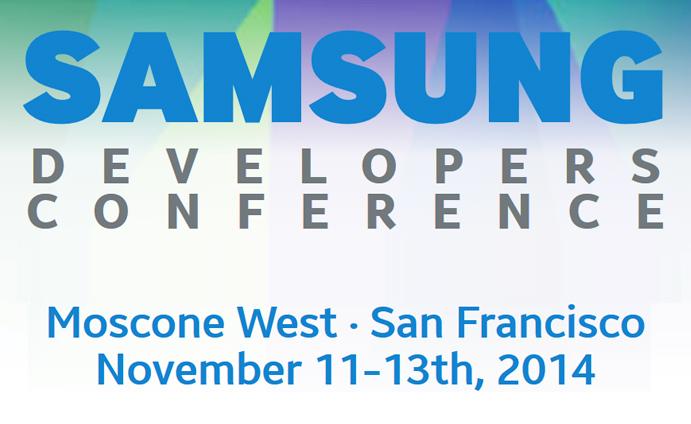 Samsung Developers Conference 2014