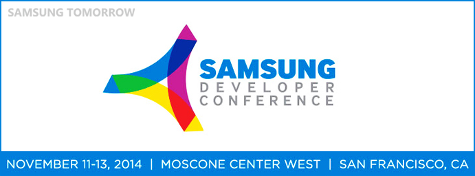 2nd Annual Samsung Developers Conference