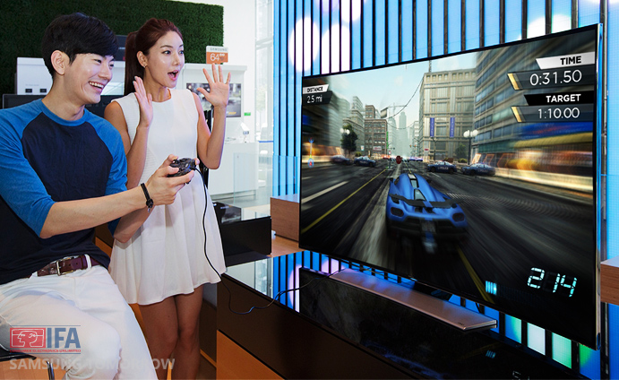 Samsung Unveils New Smart TV Content at IFA 2014 – Samsung