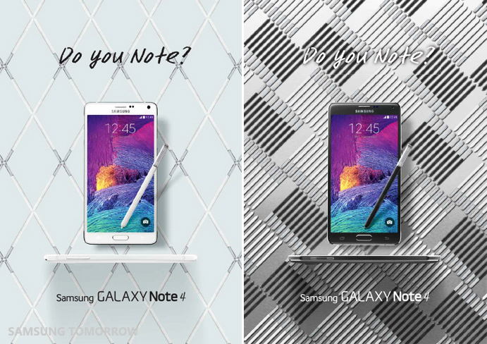 Galaxy Note 4-Do you Note