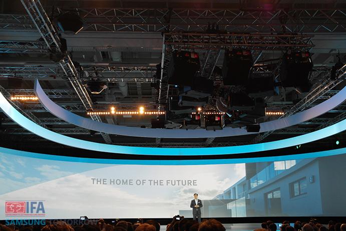 Samsung-IFA-2014-Keynote-Speech-Home-of-the-Future