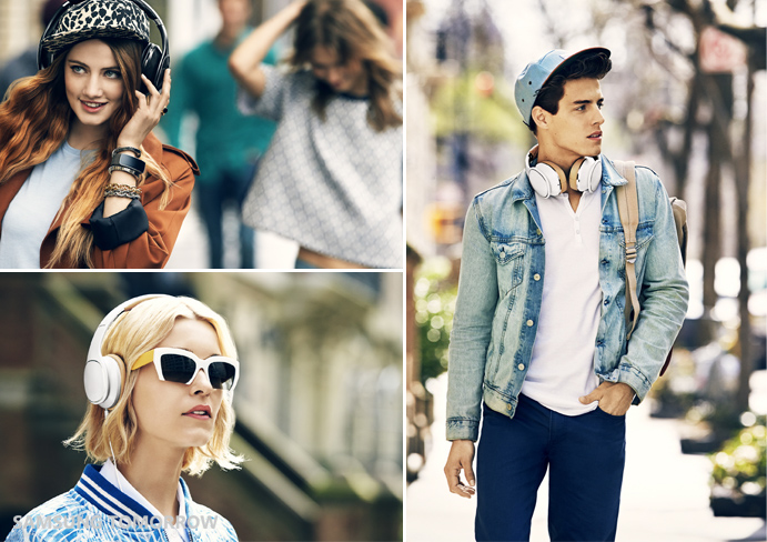 Music accessories such as headphones became an extention of style and personal expression.