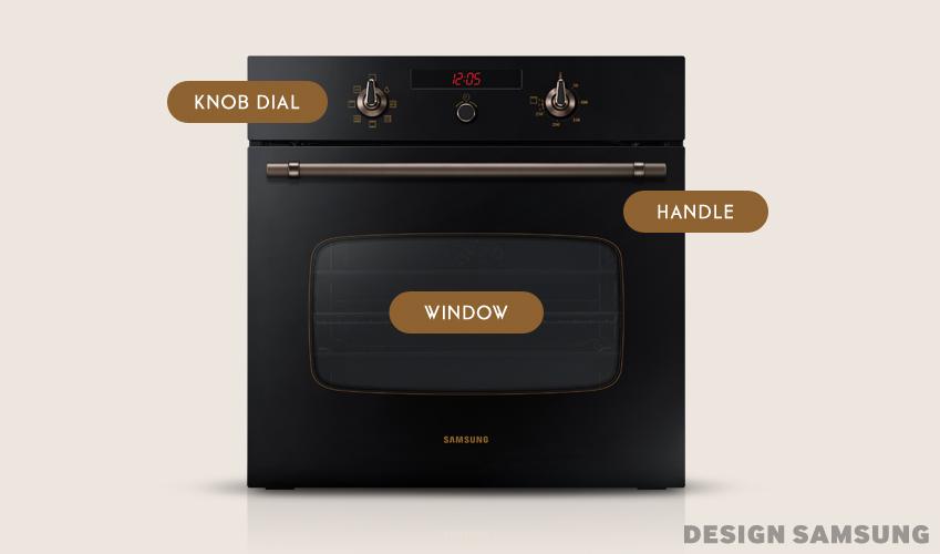 Retro Oven Components