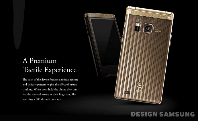 A Premium Tactile Experience