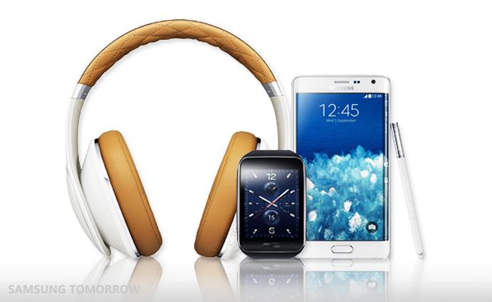 Samsung Level Over, Gear S, Galaxy Note Edge