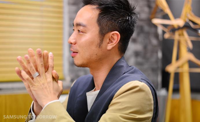 Jaeyong Jang (SADI Communication Design, Class of 2006 / Director, Visual Communication Div., VEIG)