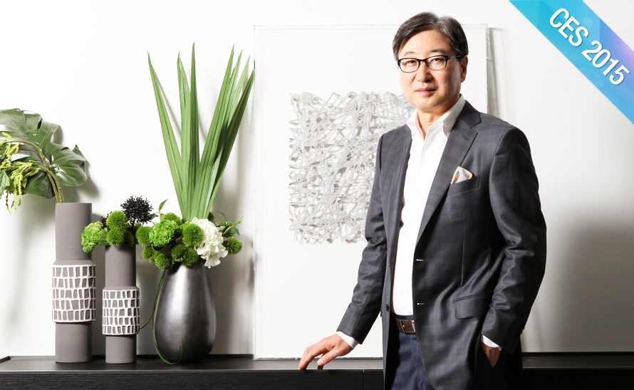 Samsung-Electronics-CEO-BK-Yoon-to-Deliver-Keynote-on-the-Internet-of-Things-at-CES-20153