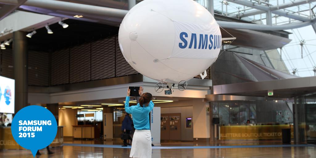 Samsung European Forum 2015: Monaco