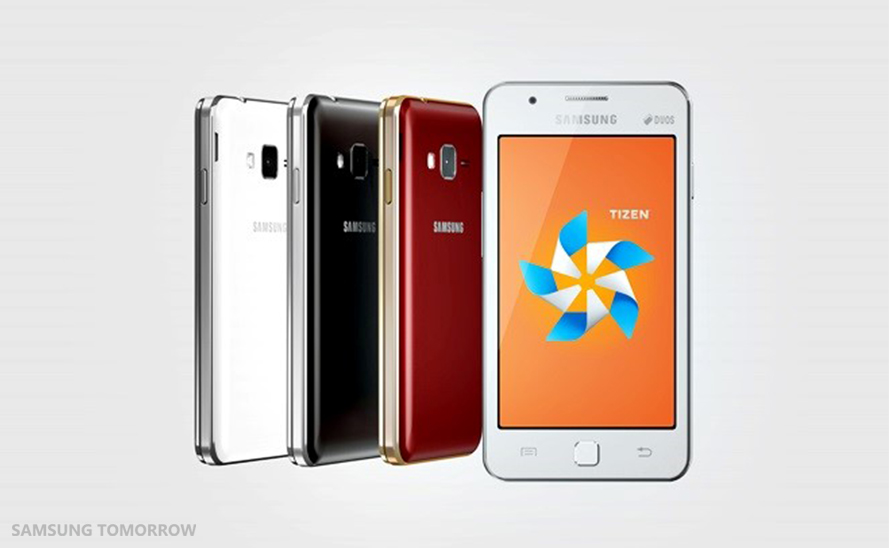 Samsung Z1 Makes Strong Statement in Indian Market