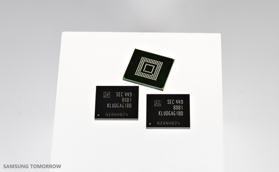 eMMC to UFS: How NAND Memory for Mobile Products Is Evolving