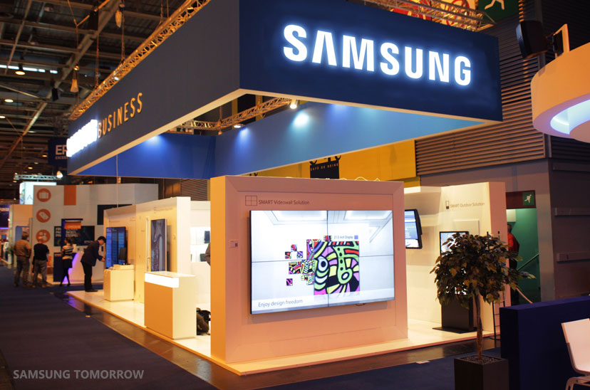 Samsung Electronics to Showcase Innovative Aviation-Focused Display Technologies at PTE 2015