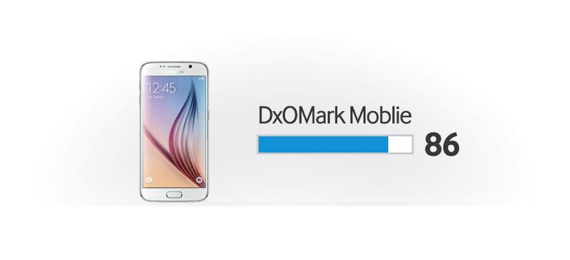 DxOMark Mobile Score of 86